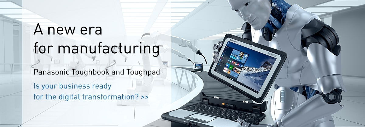 Panasonic Rugged Notebook and Tablet - Panasonic Business Singapore