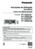 PT-MZ670 Series Operating Instructions (Portuguese)